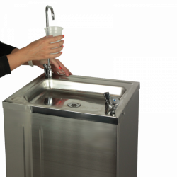 fontaine à eau reseau java
