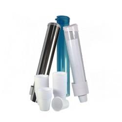 Distributeur de gobelets pour fontaine à eau professionnelle - Desaltera
