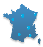 image carte de france